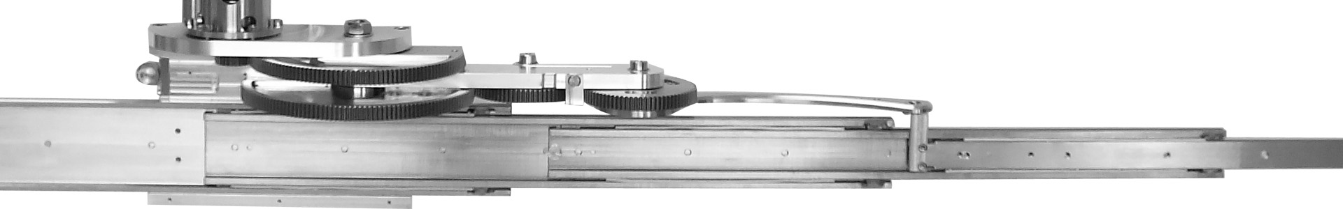 Radial Telescopic Transfer Arm (RTTA)